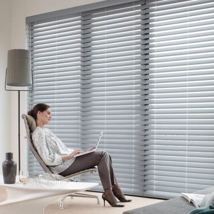 Persianas bella vista persianas en aluminio - Persiana veneciana de aluminio ...