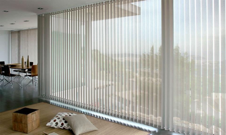 Persianas bella vista translucent for Estores para oficinas